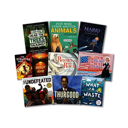 ILA Teachers Choices Reading Lists Grades 3-5