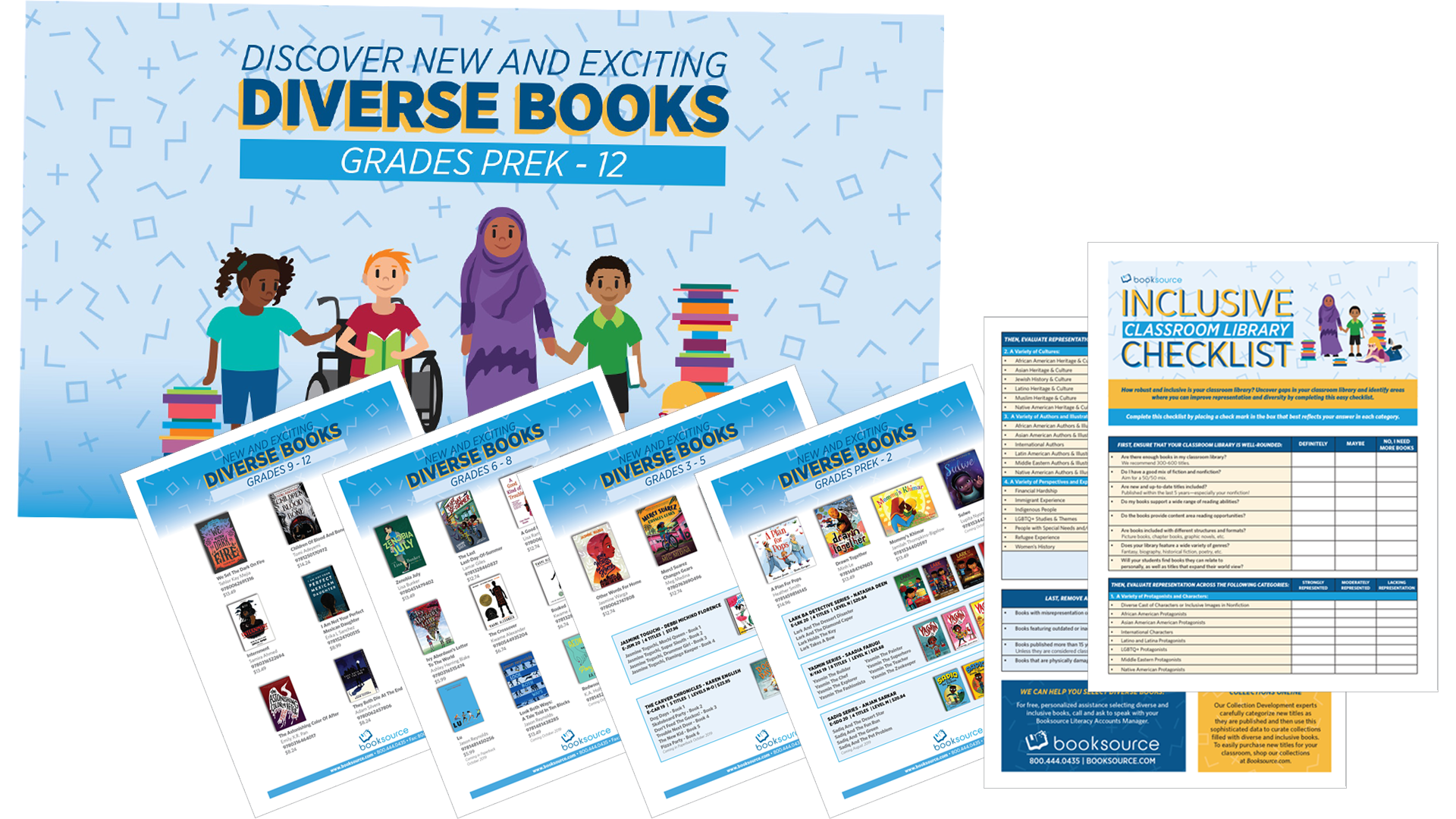 Discover New and Exciting Diverse Books for Your Classroom Library