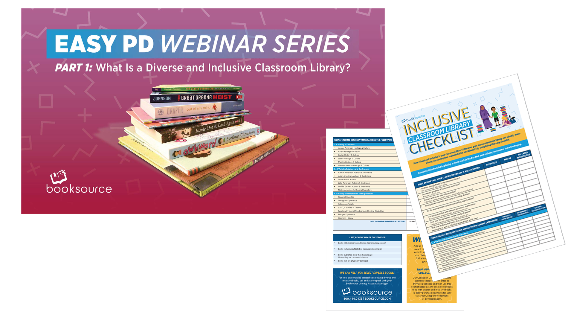 Part 1: What Is a Diverse and Inclusive Classroom Library?