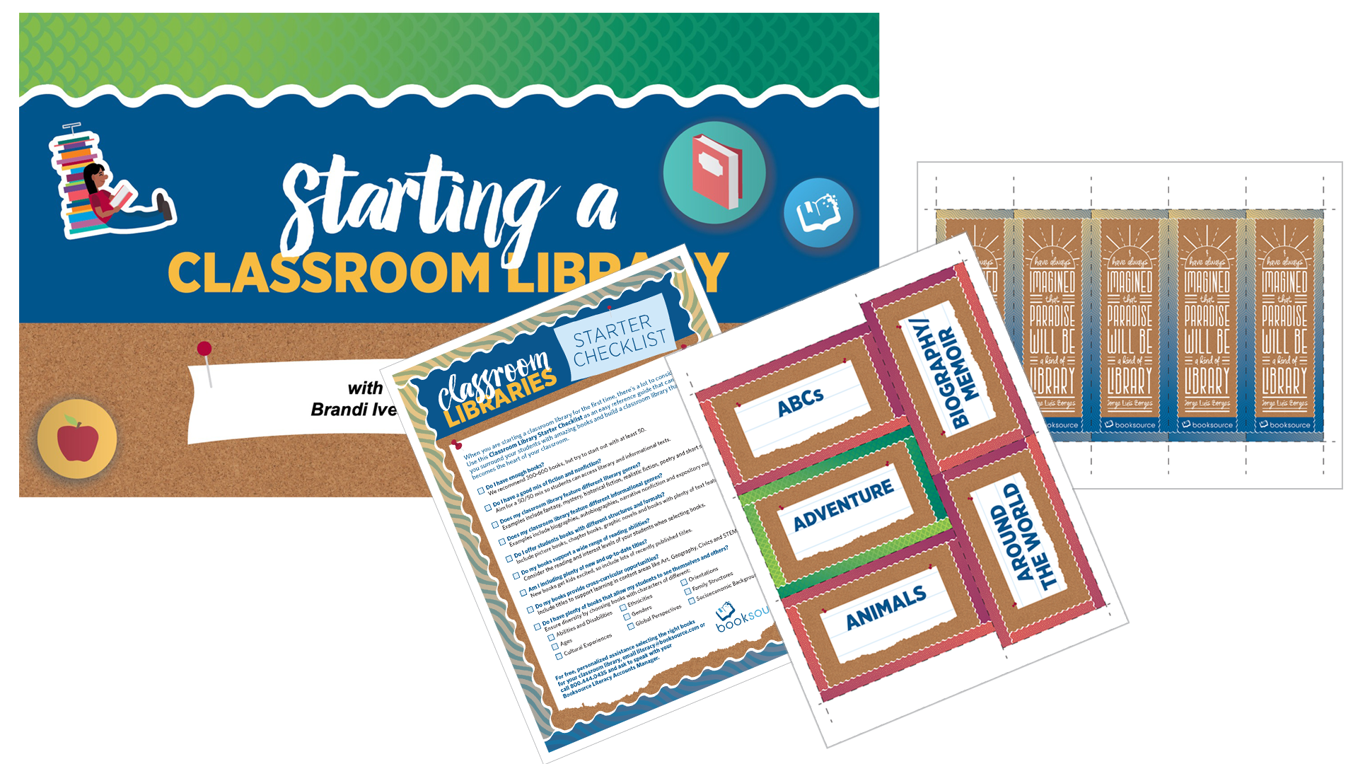 Starting Classroom Libraries