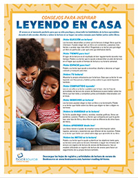 Summer Reading At-Home Printables (Spanish)