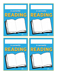 What I'm Reading Printable