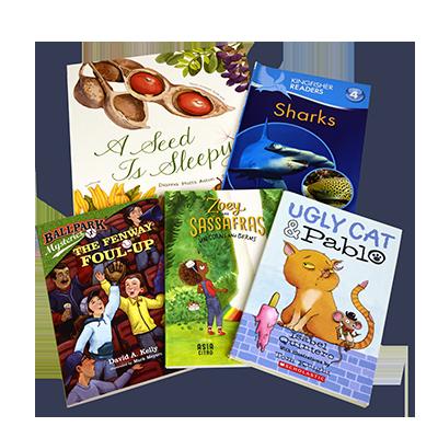Grade 3 books